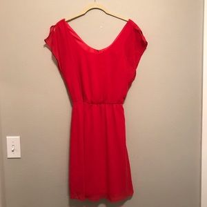 The Limited Outback Red dress